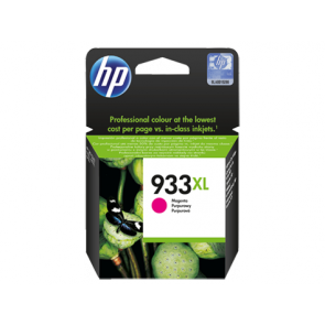 Консуматив HP 933XL High Yield Magenta Original Ink Cartridge за мастиленоструен принтер
