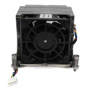 Охладител Supermicro SNK-P0048AP4, 2U+ Active Heatsink Narrow / Square ILM