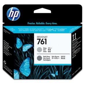 Консуматив HP 761 Gray/Dark Gray Designjet Printhead за плотер