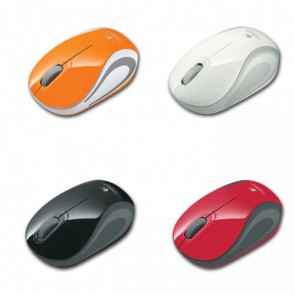Мишка Logitech Wireless Mini Mouse M187