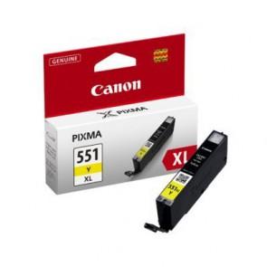 Консуматив Canon CLI-551XL YELLOW