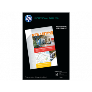 Консуматив HP Professional Matt Inkjet Paper-100 sht/A3/297 x 420 mm