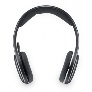 Слушалки Logitech Wireless Headset H800