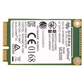 HP un2430 EV-DO/HSPA W8 Mini Card