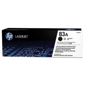 Консуматив  за лазерен принтер HP 83A Black Original LaserJet Toner Cartridge