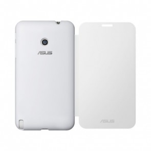 Калъф ASUS Fonepad Note 6 Side Flip Cover White