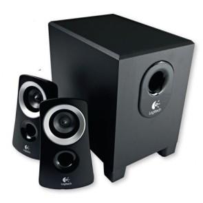 Колони Logitech Speaker System Z313