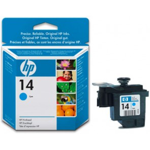 Консуматив HP 14 Cyan Printhead EXP