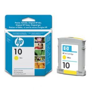 Консуматив HP 10 Yellow Ink Cartridge EXP