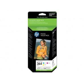 Консуматив HP 364 Series Photosmart Photo Value Pack-100 sht/10 x 15 cm EXP