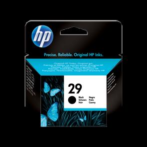 Консуматив HP 29 Large Black Original Ink Cartridge EXP