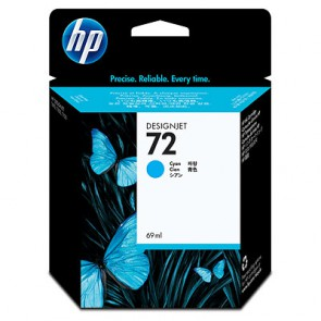 Консуматив HP 72 69-ml Cyan Ink Cartridge EXP