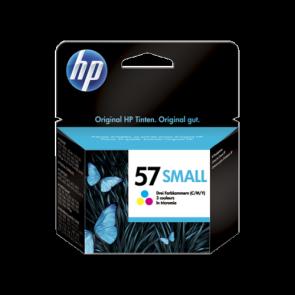 Консуматив HP 57 Small Tri-color Original Ink Cartridge EXP