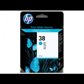 Консуматив HP 38 Cyan Pigment Original Ink Cartridge EXP