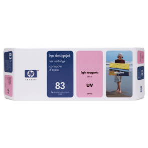 Консуматив HP 83 680-ml Light Magenta UV Ink Cartridge EXP