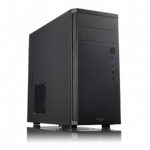 Кутия Fractal Design Core 1100, Micro ATX, Black