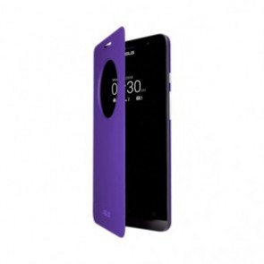 Калъф ASUS ZenFone 5 Side Flip Cover A500KL Purple